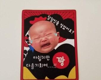 Customized Photo Gostop Cards