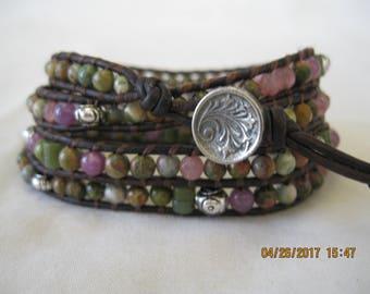 Four-Wrap Bracelet