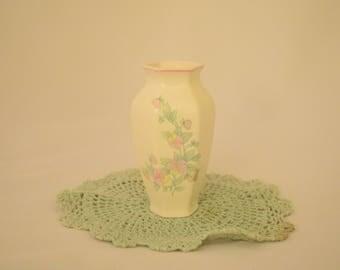 Adorable Vase, Palissy England, Bone China
