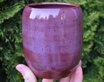 Medium Purple Vase