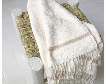 Hand towel 87,5 x 50,5 cm in Egyptian cotton