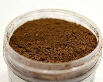 Brown oxide soap colorant - Soap making Supplies -  cold process soap colorant - soap pigment