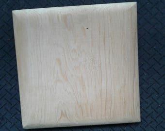 """Wooden tiles 5.75"""" x 5.75"""""""