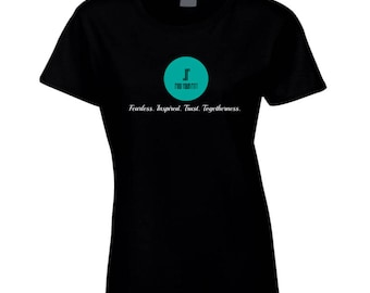 Ladies Logo T T Shirt