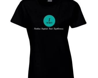 Ladies Logo T T Shirt