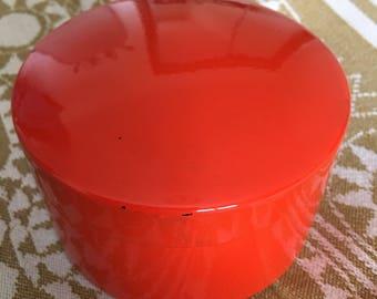 Laurids Lonborg red retro coasters