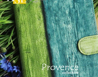 Provence Sea - Case for readers Amazon Kindle Paperwhite, 4, 5, 6, PocketBook Touch, 6626, 624, Sony PRS-T2, AirBook