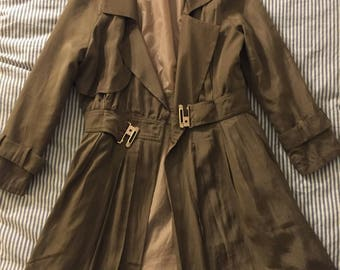 Crazy cool trench coat