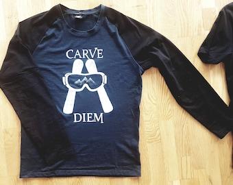 Carve diem!