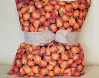 Fall Pumpkin Country Pillow
