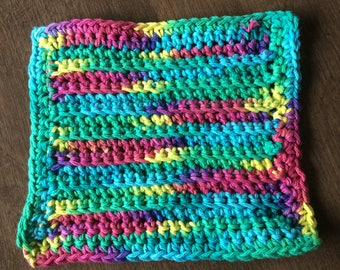Crochet Cleaning Cloth