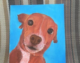 Customizable Pet Portrait