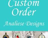 Custom order for arklosky