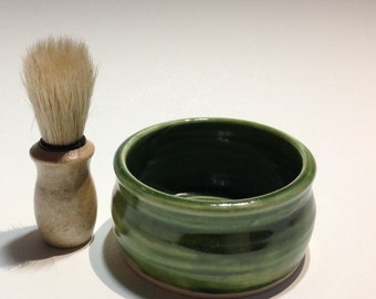 Green Shaving Set for Men