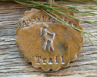 Appalachian Trail Holiday Ornament