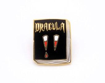 Book Pin: Dracula
