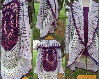 Bohemian Mandala Sweater for women and teens FREE Shipping in USA