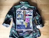 XL women's Embellished Jacket
