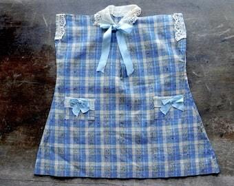 Vintage Doll Dress Child's Dress