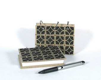 Card File Address Book (Decorative Blocks)
