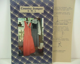 Country House Quilts Country Jumper