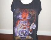 SALE 90s  Reworked ICP insane Clown Posse  t shirt  tee shirt tshirt    tank top   tour concert  rare