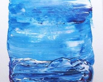 No.12 an original acrylic painting