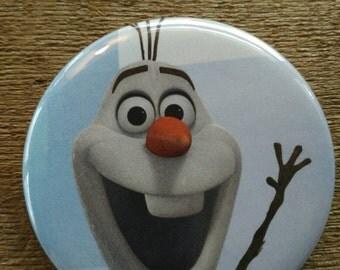 Olaf Pocket Mirror