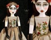 """Art Doll """"Sela"""""""