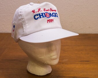 1989 Chicago Cubs N.L. East MLB Champs, new old stock with tags