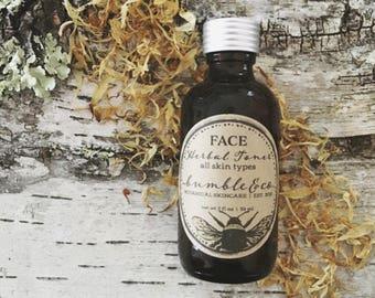 Face Toner | Hydrating Face Toner | Natural Botanical Toner | Alcohol Free Toner | Herbal Skincare | Astringent | Lavender Face Toner