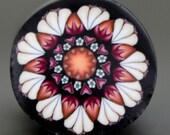 Polymer Clay Flower Cane -'Fresh Start' (21B)