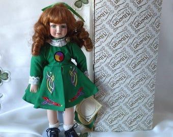 Alberon Collector's Doll, Shamrock Collection