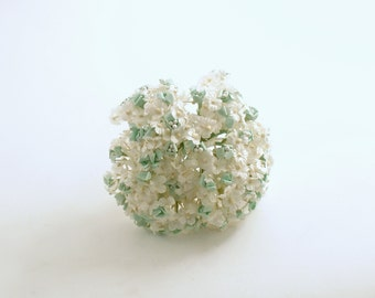 Vintage Flower Picks Floral Stems Wedding Bouquet Corsage Millinery