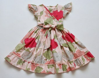 SAMPLE SALE - Lola Dress in Once Upon a Time - Size 4