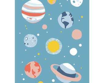 Poster Planets