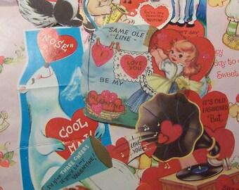 charming vintage valentines # 4