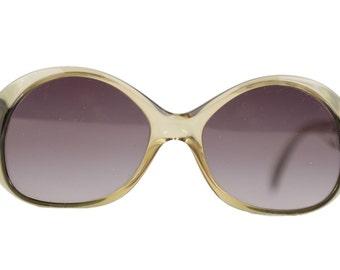 Authentic VIENNALINE Vintage MINT Sunglasses VL 1022 D678 52/18 Green/blue optyl