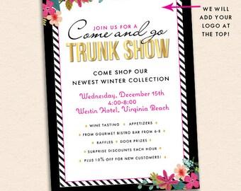Business invitation Etsy