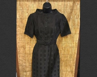"Vintage 1950s ""dead stock"" dress"
