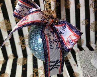 New York Yankees Holiday Ornament
