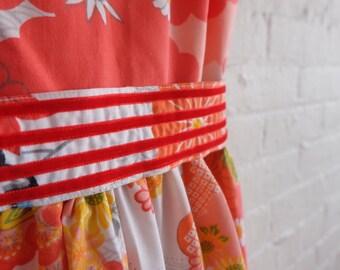 Tea Dress { j.red } size 2 -4