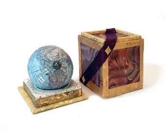 Miniature Pocket Globe
