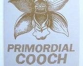 Primordial Cooch, by Caroline Paquita—third edition printing