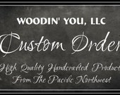 Custom Order ONE 1 Pint 8 Inch Height Classic Design Single Bowl and ONE 1 Pint 8 Inch Classic Design Double - Paw Print Bowls