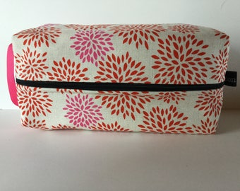 Boxy Cosmetic Bag