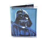 Warrior Wallet - Darth Vader - Star Wars vintage fabric