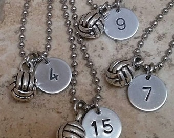 Volleyball Team Jewelry for your Special Volleyball Member Senior Volleyball gift