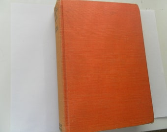With Lawrence in Arabia by Lowell Thomas 1924 vintage hardcover