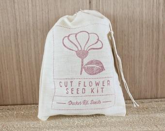 Cut Flower Garden Seed Kit